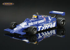 Tyrrell 010 Cosworth v8 f1 Imola CERAMICA GP San Marino 1981 Alboreto SPARK 1:43