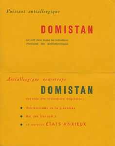 Buvard-Domistan-Antiallergique