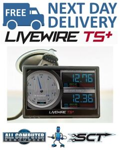 Details about SCT Livewire TS+ 5015 Performance Tuner / Monitor Fits Ford  Gas & Diesel Trucks