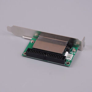 HK 1Pc 40Pin CF to IDE Compact Flash Card Connector Converter Adapter Bootable