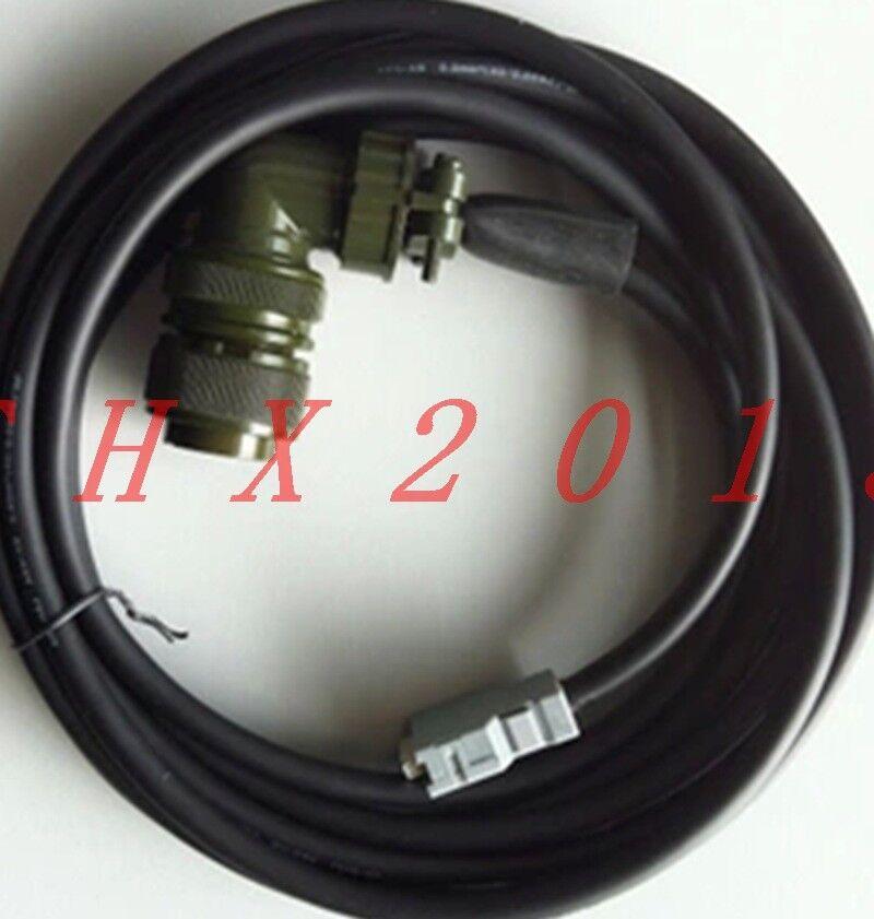 ONE NEW Fanuc A660-2004-T893 3M Servo Motor Encoder Cable