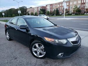 2011 Acura TSX PIONEER DECK WITH ANDROID AUTO , (4) LIKE NEW TIRES,BRAKES/ROTORS !!!