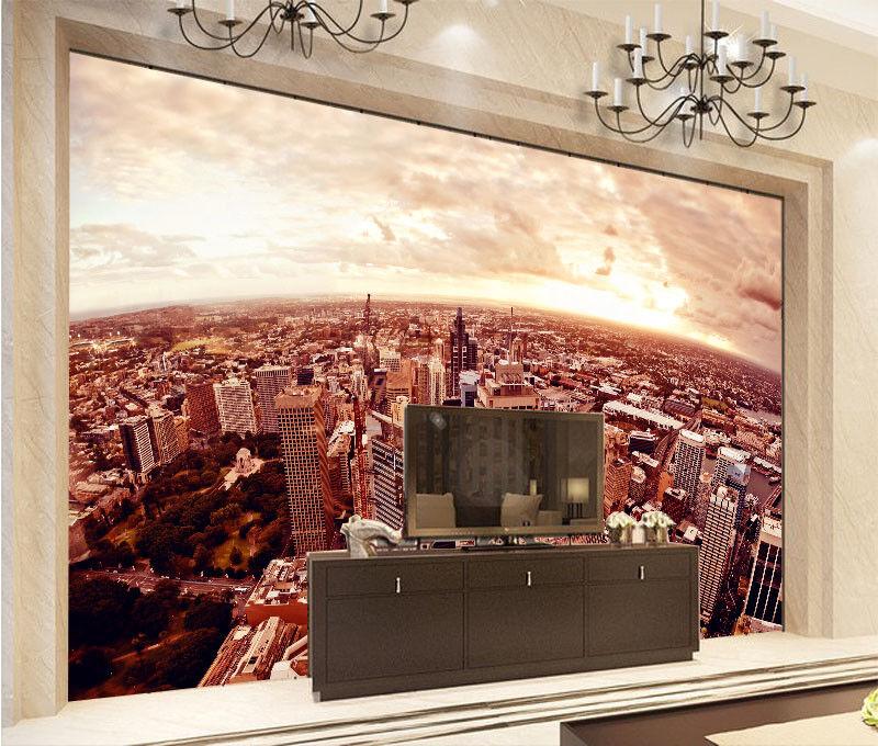 3D Himmelsstadt 573 Tapete Tapeten Mauer Foto Familie Tapete Wandgemälde DE