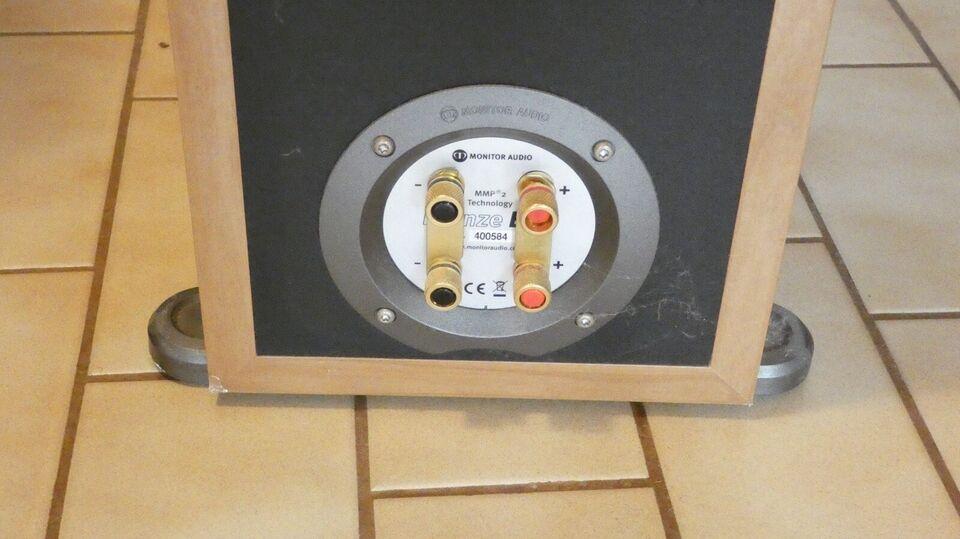 Højttaler, Monitor Audio, Bronze BR 6