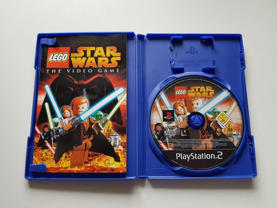Lego Star Wars, PS2