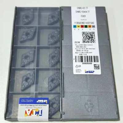 10pcs//pack   ISCAR DNMG150404-TF IC928 DNMG431-TF IC928  Carbird Inserts