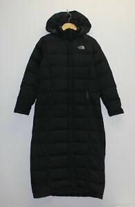 The-North-Face-700-Down-Insulated-Parka-Jacket-Size-Small-Black-Metropolis