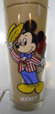 1978 Pepsi Happy Birthday Mickey Series Glass-Donald VINTAGE