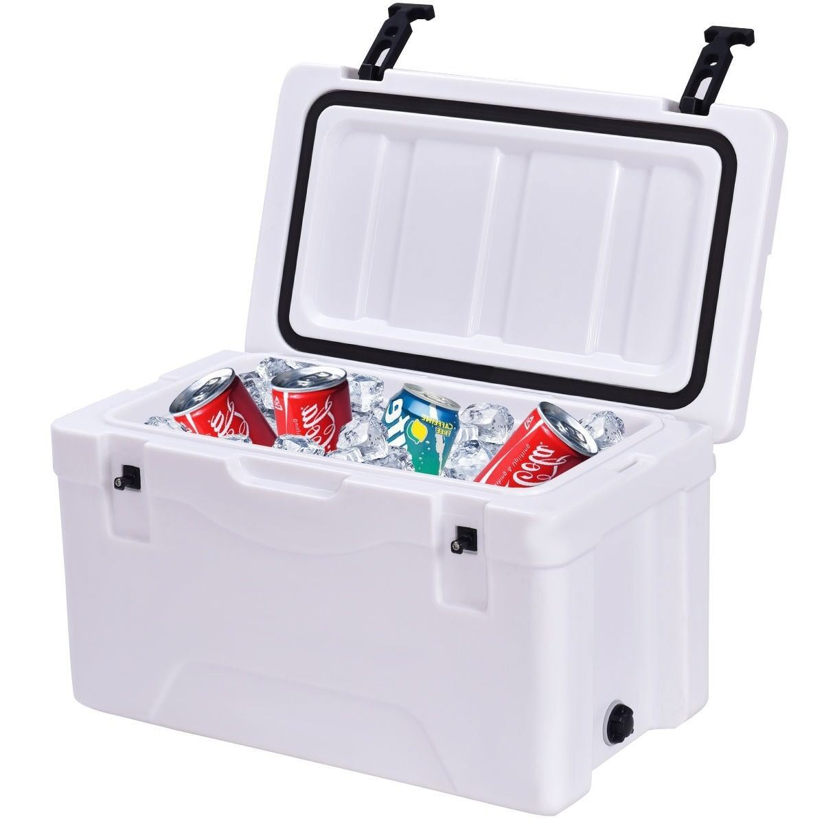 20 32 40 64 Quart Heavy Duty Home Outdoor Isolierte Hunting Ice Chest Cooler US