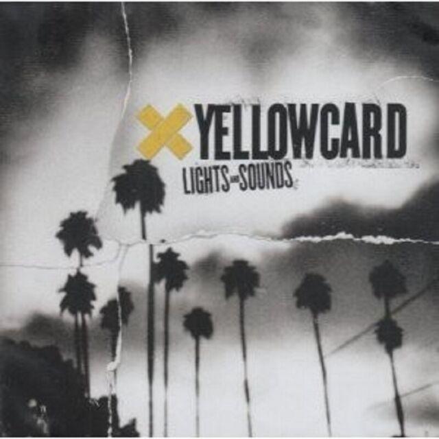 YELLOWCARD - LIGHTS AND SOUNDS  CD 14 TRACKS ALTERNATIVE/PUNK ROCK NEU