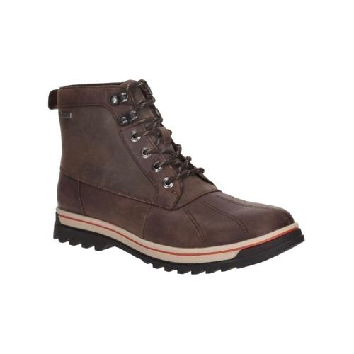 NEW Clarks Mens GORETEX Leather Walking Hiking Boots Trail Waterproof Brown