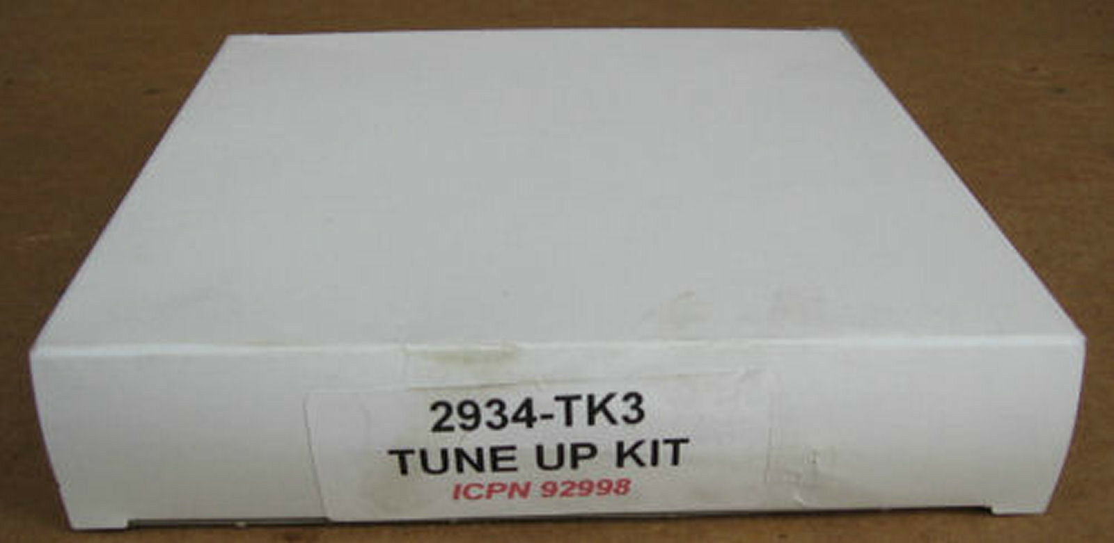 1  Impact Wrench Ingersoll Rand IR-2934 Tune Up Kit
