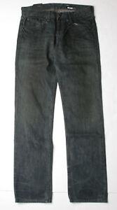 William-Rast-Jake-Regular-Straight-Jeans-33-Black
