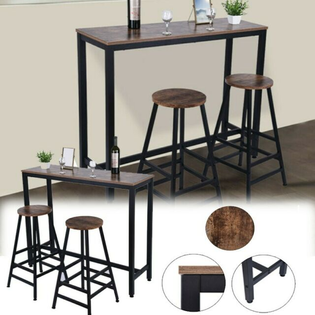 Bistro Set Standard Dining Chair Table