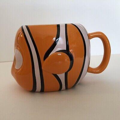 "Disney Nemo  collectible   3D ceramic mug By Zak ""Finding Nemo"""