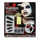 Vampiress Make up Kit Face Paint Make-up Halloween Fancy Dress