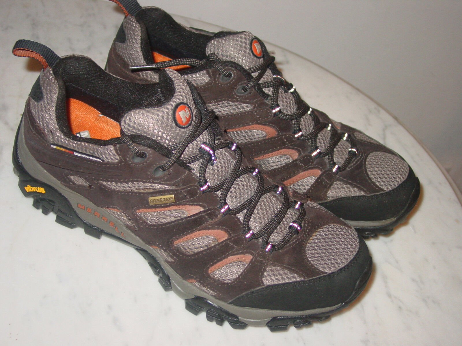 Mens Merrell Moab XCR GTX Ventilator J86905 Espersso Trail Hiking shoes  Size 9