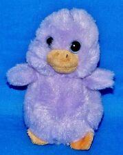 "Ty LAVENDER Purple Chick Easter Soft (4"") Basket Beanie 2012 Boys Girls 3+ NT"