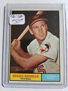1961-Topps-10-Brooks-Robinson-Baltimore-Orioles