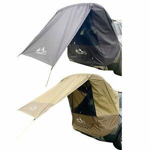 SunShade/Rainproof Car Trunk Tent For Self-driving Tour Outdoors