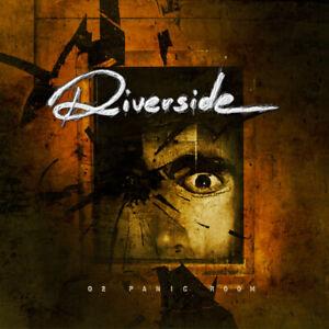 RIVERSIDE 02 PANIC ROOM CD EP SIGNED ORIGINAL FULL SET COLORFUL OF AUTOGRAPHS