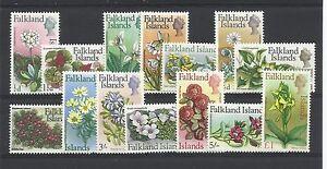 Falkland-Island-1968-MNH-ORCHID-FLOWER-V7494