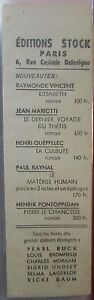 Antique-Brand-Pages-Bookmark-Advertising-cross-Red-Editions-Stock-Paris