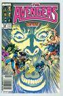 Avengers #285 November 1987 VG/FN   Zeus!