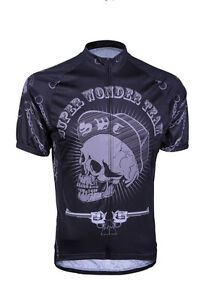 Bike Men s Short Sleeve Shirt Cycling Jersey Bicycle Sportwear ... 71157249a