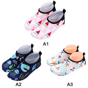 42a738b080cd Baby Boy Girl Cute Water Shoes Toddler Infant Barefoot Aqua Socks ...