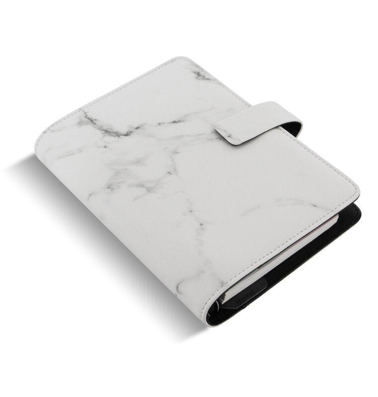 Filofax Patterns Marble Organiser 2018 Personal Kalender Timer Kalendarium 28701 | Neuheit  | Preisreduktion  | eine breite Palette von Produkten