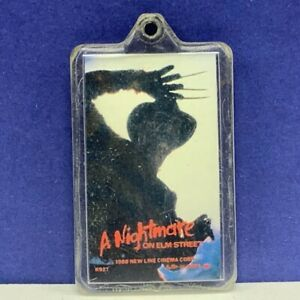 a Nightmare on Elm Street Freddy Krueger Glove Alloy Key Chains Keychain Keyring
