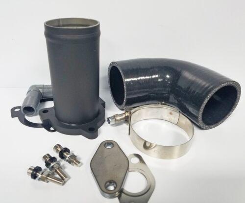 Volkswagen TDI EGR and Cooler Delete Kit For 2005.5-2006 BRM Engine Race Pipe
