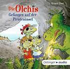 Die Olchis. Gefangen auf der Pirateninsel (2CD) von Erhard Dietl (2016)