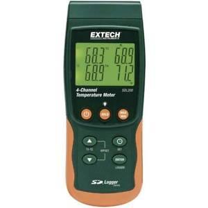 Extech-sdl200-termometro-199-fino-a-1700-c-sensore-tipo-k-j-t-e-r-s