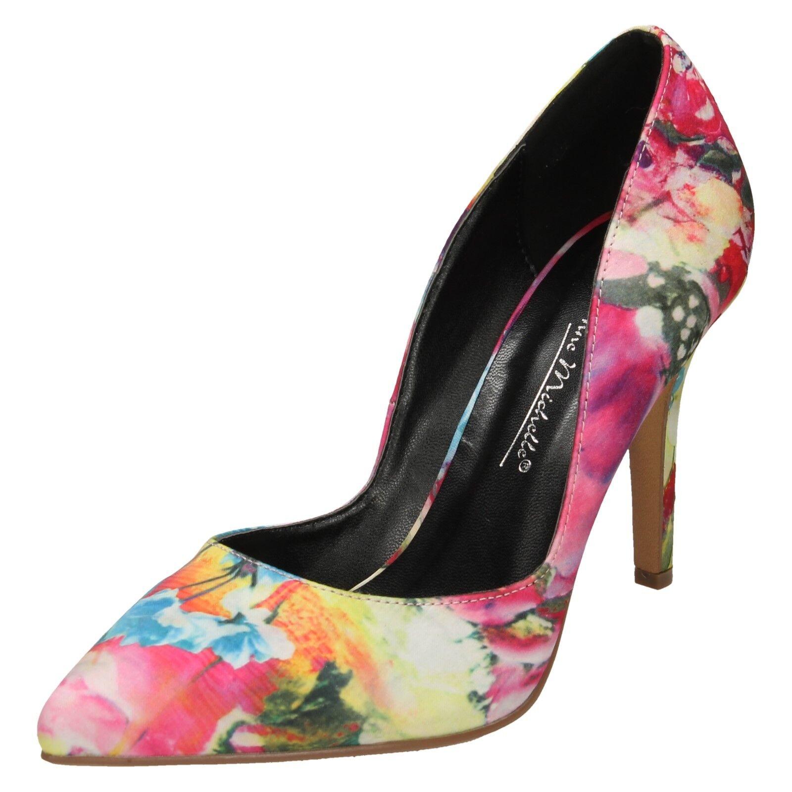 Ladies Ann Michelle Court Shoes UK Sizes 3-8 F9R0026