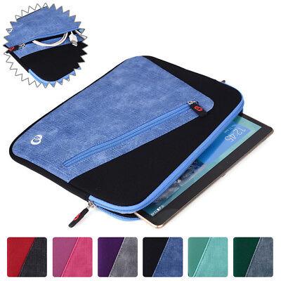"Pink Neoprene Sleeve Case for 11.6"" Acer Chromebook C7 C710 Laptop Notebook"