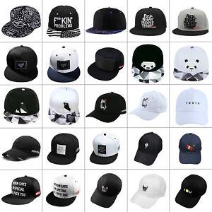 Adjustable-Men-Women-Snapback-Baseball-Cap-Hip-Hop-Sunshade-Hat-Street-Cool-Bboy