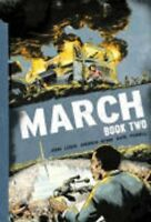 The March Book 2 By John Lewis Graphic Novel Civil Rights Movement Series Teen