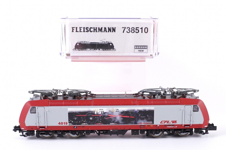 Fleischuomon N 738510 ELok No. 4019 il Clf con Dss  Inutilizzato  3326