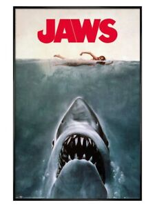 Jaws Maxi Poster