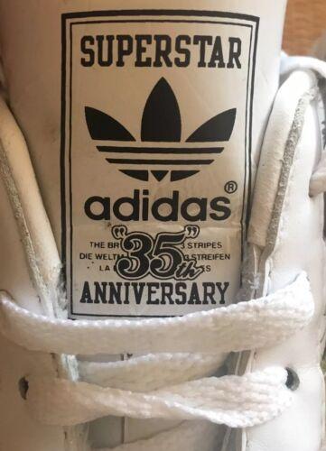 35e Tsubasa Vintage Adidas SuperstarCapitaine l'occasion anniversaire Uk 5 à du Supercampiones zqSMVpU