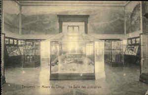 Tervuren-Tervueren-1910-Musee-du-Congo-Kongo-Crocodiles-Krokodile-Ausstellung