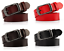 Genuine Leather Strap Casual Wide Waist Belt With Metal Belt Buckle For Women