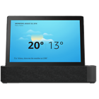 "Lenovo Smart Tab P10 10.1"" 64GB Wi-Fi Tablet Bundle with Amazon Alexa Smart Dock - Aurora Black (ZA440131GB)"