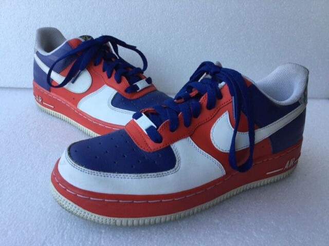 Rare 4th Of July NIKE Air Force 1 *Red White Blue* INDEPENDENCE DAY Youth 7y