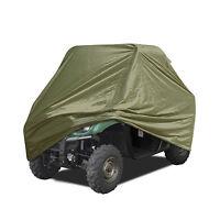 Kawasaki Mule 3010 3000 3020 Utv Atv All Weather Storage Cover Olive