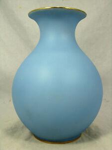 Beautiful-Schoene-70-s-design-Fuerstenberg-Porzellan-porcelain-vase-matte-Glasur