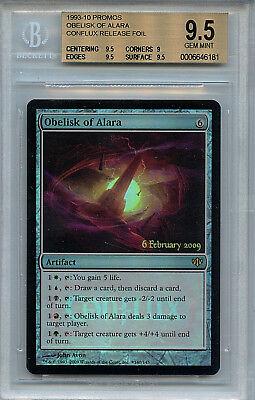 Magic the Gathering MTG Obelisk of Alara Conflux   LP