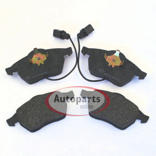 VW Passat 3B Bremsscheiben Bremsen Beläge Warnkabel für vorne die Vorderachse*